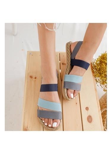 Muggo Sandalet Gri